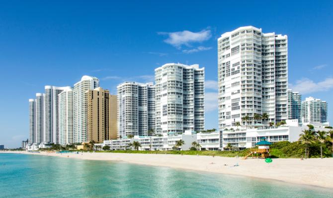 Grattacieli Miami