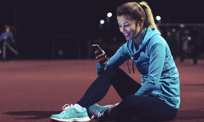 Gli sportivi della notte