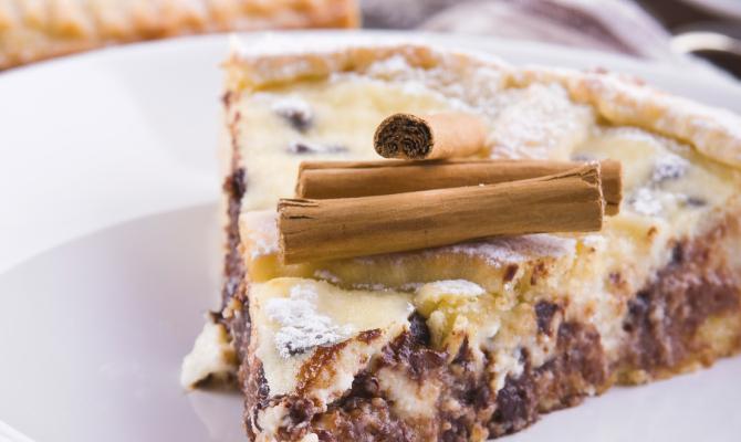 Crostata ricotta e cioccolato: dolce Pasquetta