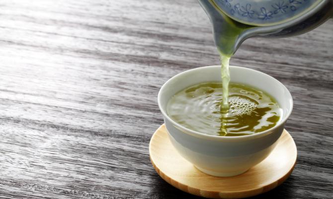 Tè verde, alleato del cuore