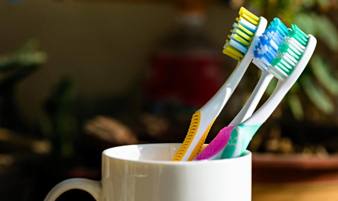 Lunga vita allo spazzolino da denti!