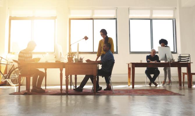 L'ambiente di lavoro ideale col Feng Shui
