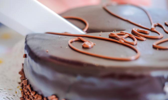 La Torta Sacher in versione vegan