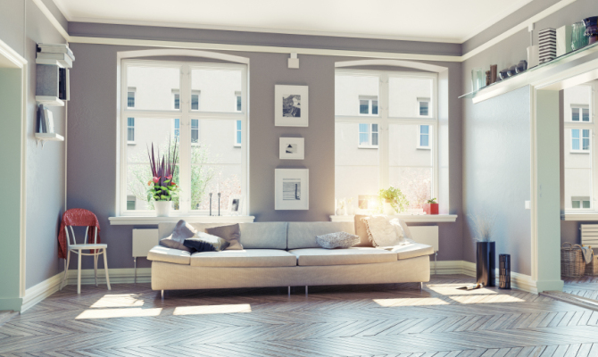 Come rendere una casa più luminosa stile