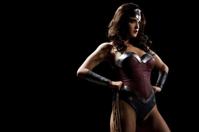 Wonder Woman: la versione hard