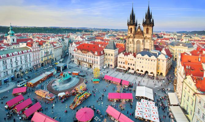 Praga mercato