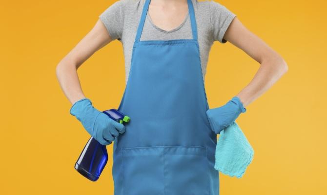 In forma con i lavori domestici