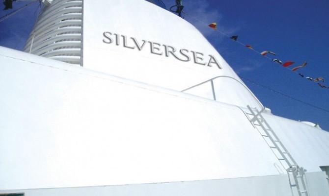 Silversea nave da crociera
