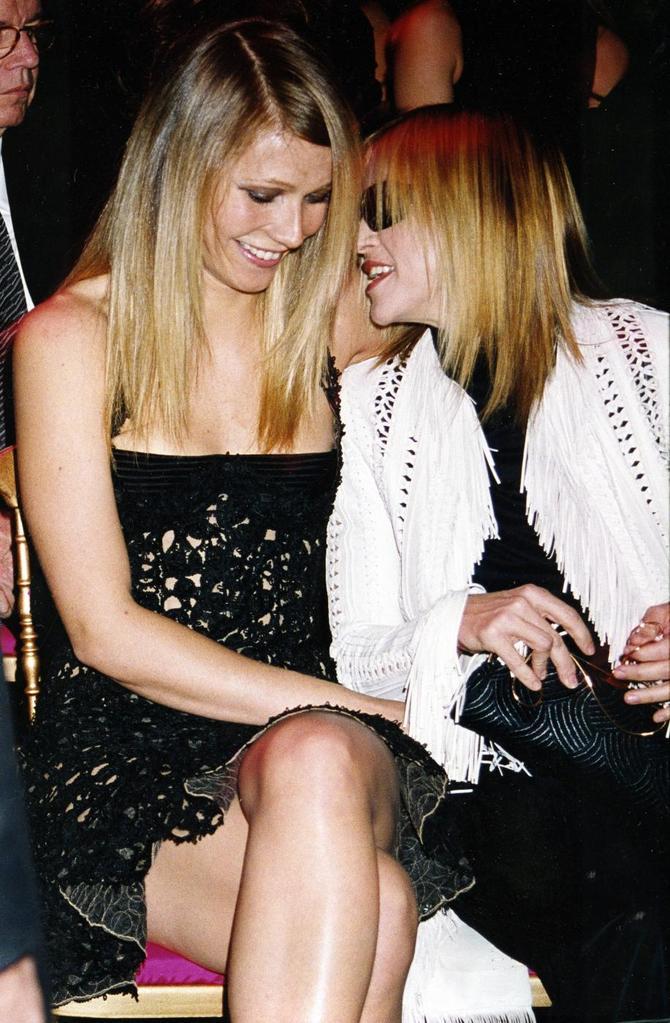 Gwyneth Paltrow e Madonna
