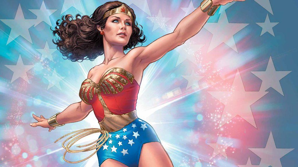 Sexy ed eroica: l'evoluzione di Wonder Woman