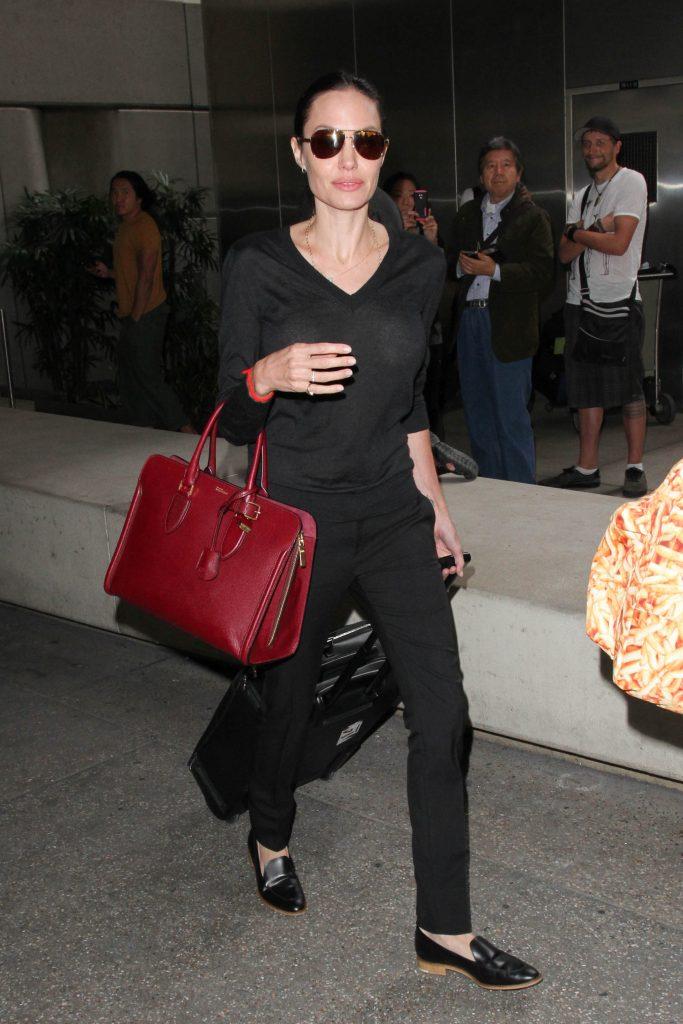 4 Angelina Jolie