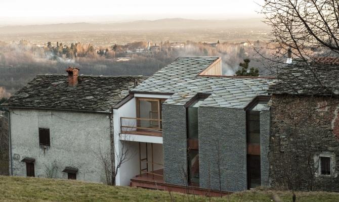 Casa rurale restaurata