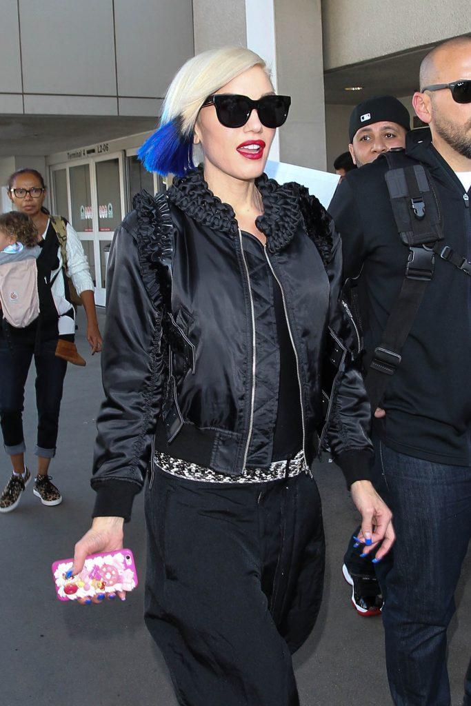 5 Gwen Stefani
