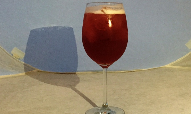 Cocktail con birra
