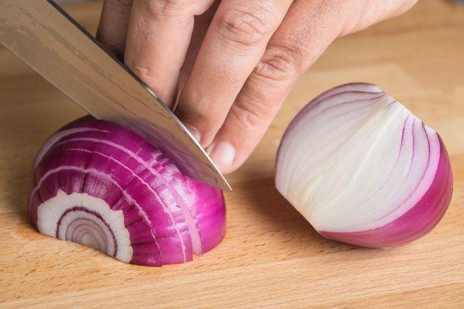 Cipolle, aglio ed erba cipollina