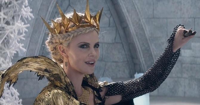 Charlize Theron ritorna nei panni di Ravenna