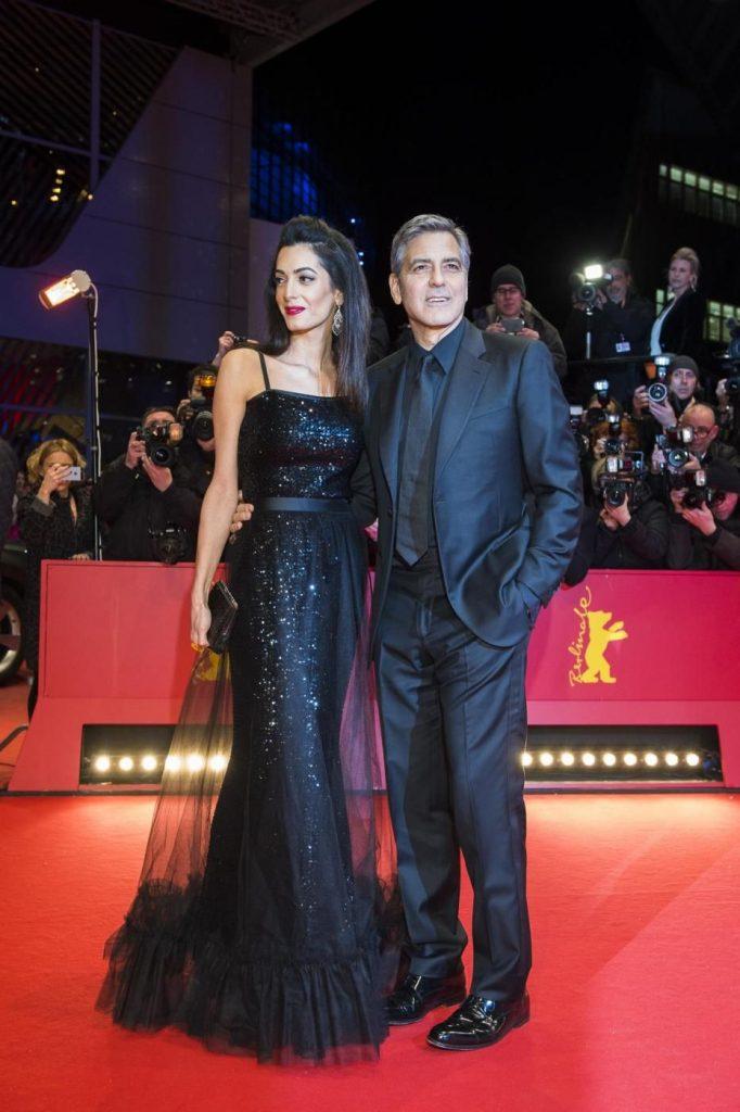 George Clooney oggi
