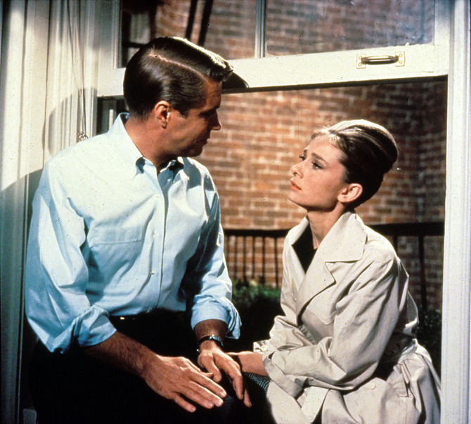 Audrey Hepburn - Colazione da Tiffany (1961)