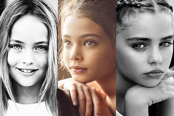Baby modelle: chi è la più bella del reame?