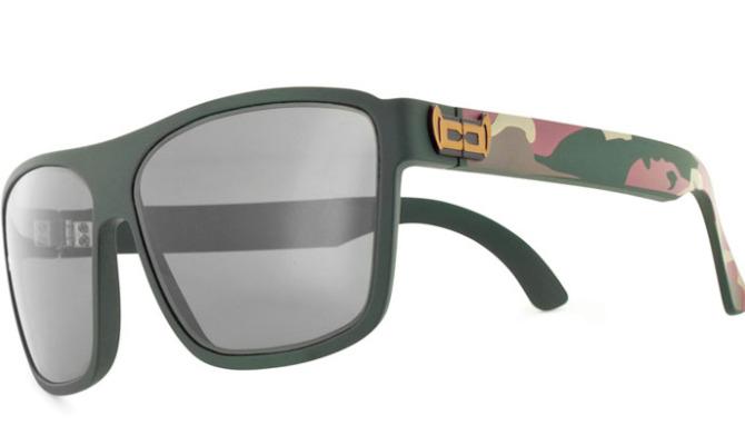 Camouflage, l'ultima frontiera dell'eyewear