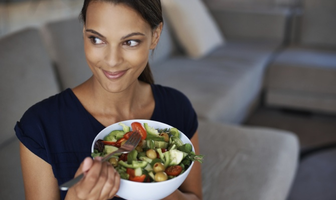 A Dieta con il sorriso, dieta perfetta