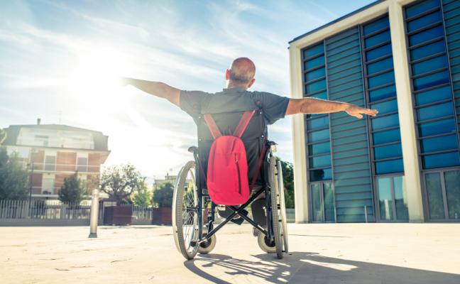 Disabili liberi di volare