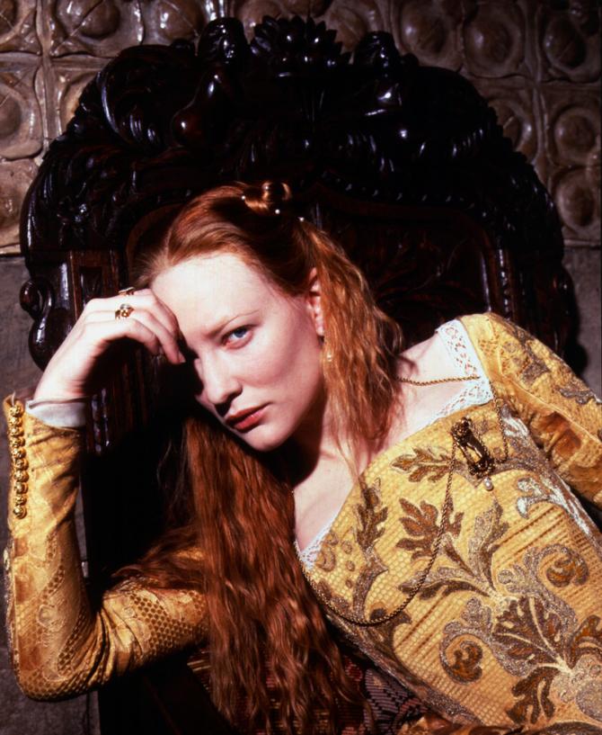 2 - La più tormentata: Cate Blanchett - Elizabeth (1998)