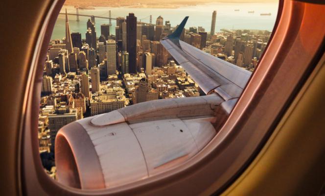 Aeroplano: dove si annidano germi e batteri