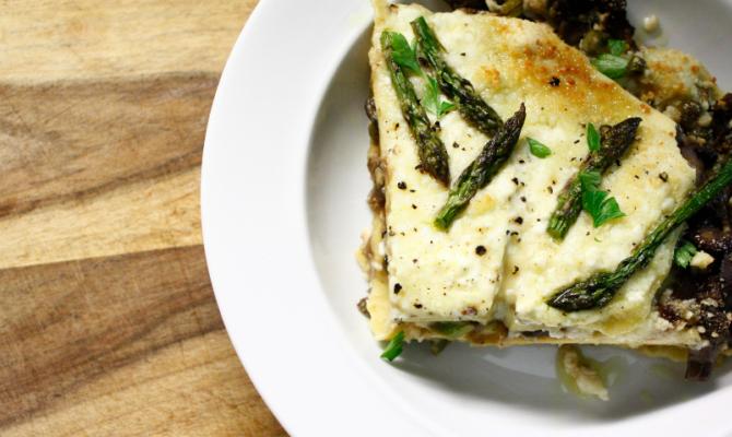Lasagna veg