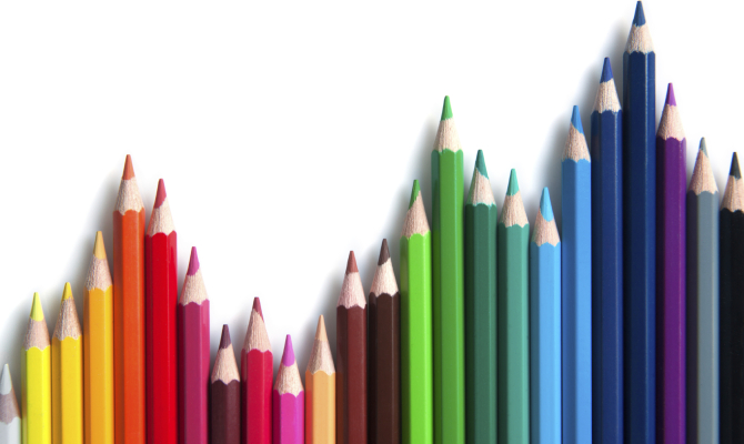 matite, colori