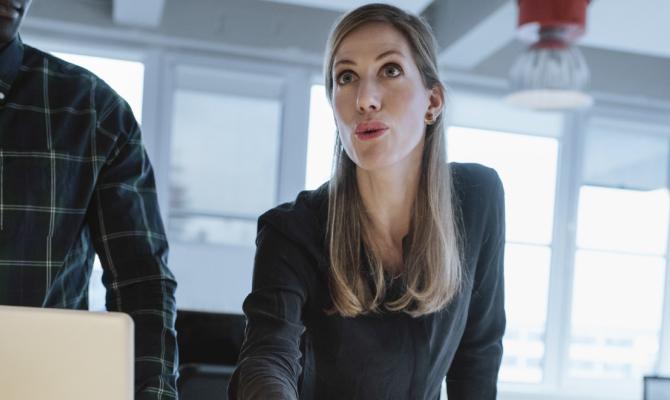 Le donne e il comando: un rapporto che funziona