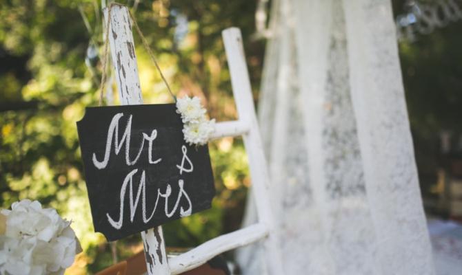 Matrimonio, benessere per gli uomini