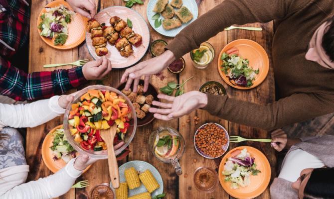 Vegan, vegetariani e onnivori: ricette per tutti