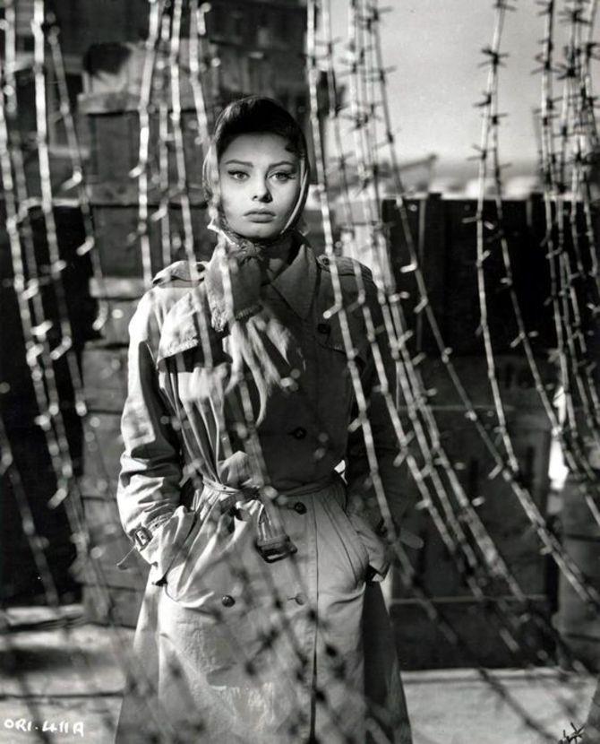 Sophia Loren - La chiave (1958)