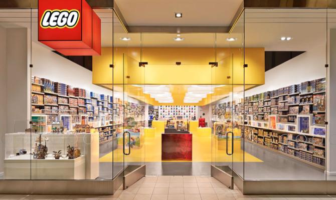 Arriva in Italia il primo Lego store