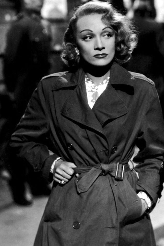 Marlene Dietrich - Testimone d'accusa (1957)