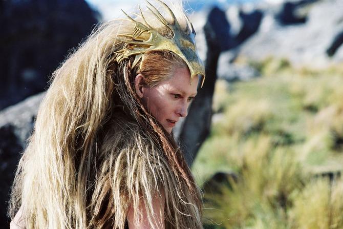 7 - La più spietata: Tilda Swinton - Le cronache di Narnia (2005)