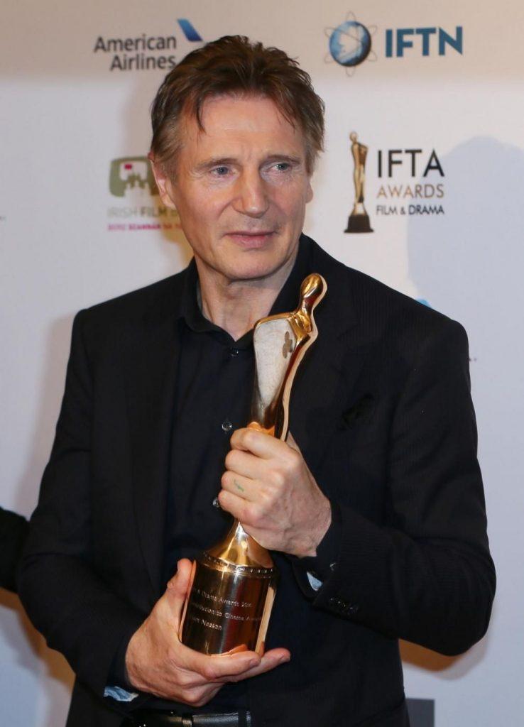 Liam Neeson oggi