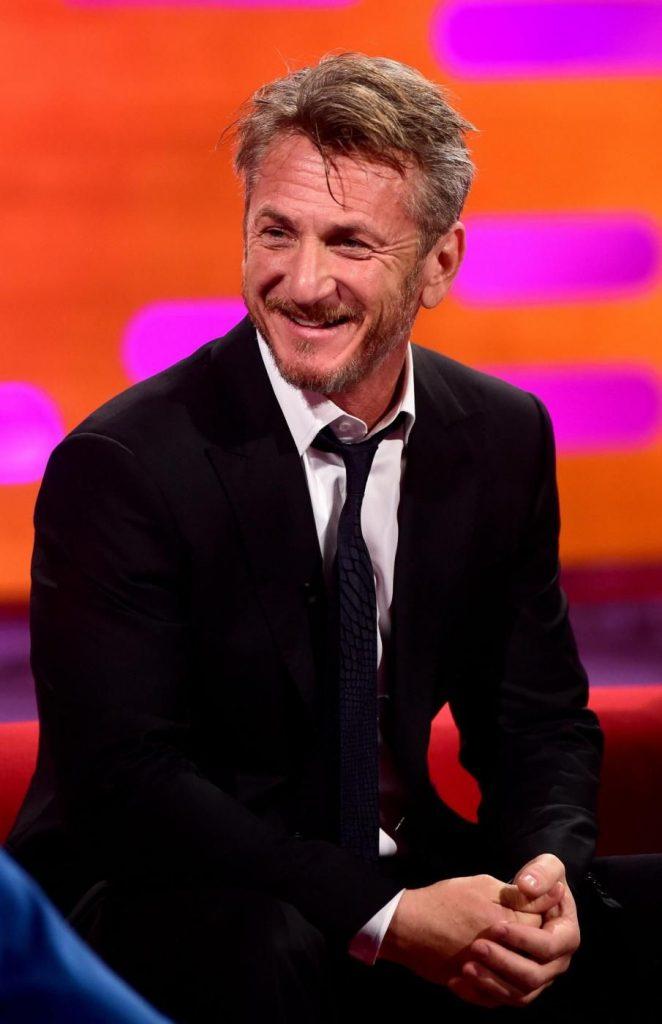 Sean Penn oggi