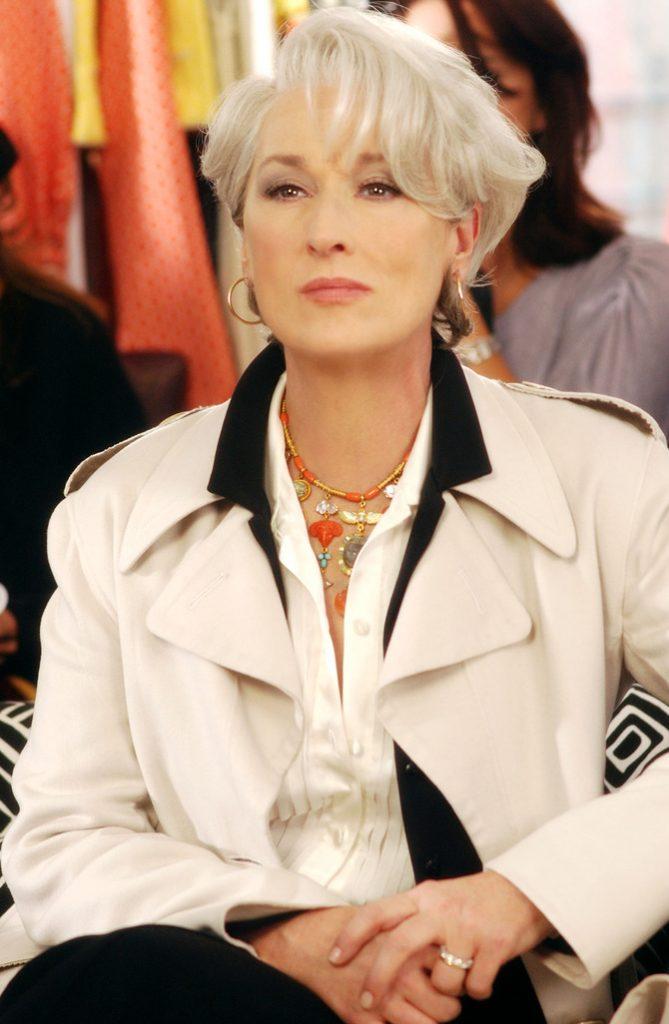 Meryl Streep - Il diavolo veste Prada (2006)
