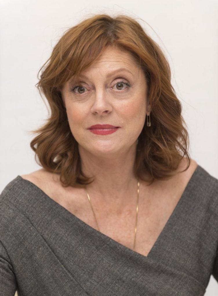 Susan Sarandon oggi