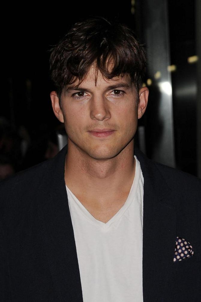 3. Ashton Kutcher