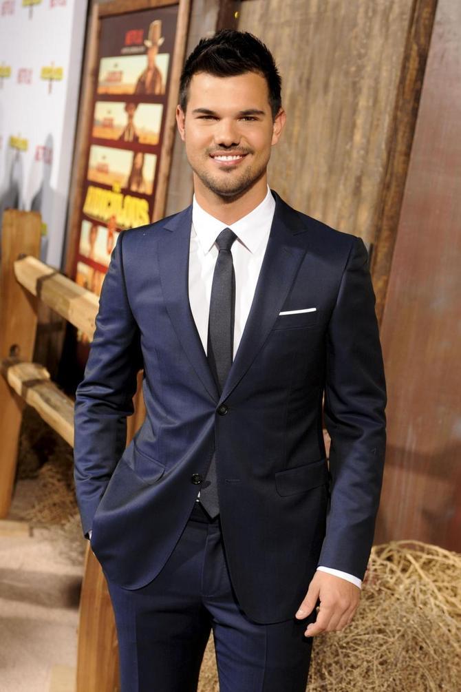 5. Taylor Lautner