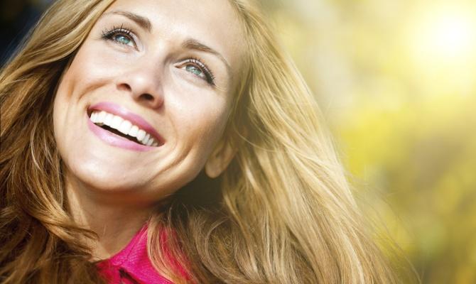 Tornare a sorridere in modo naturale
