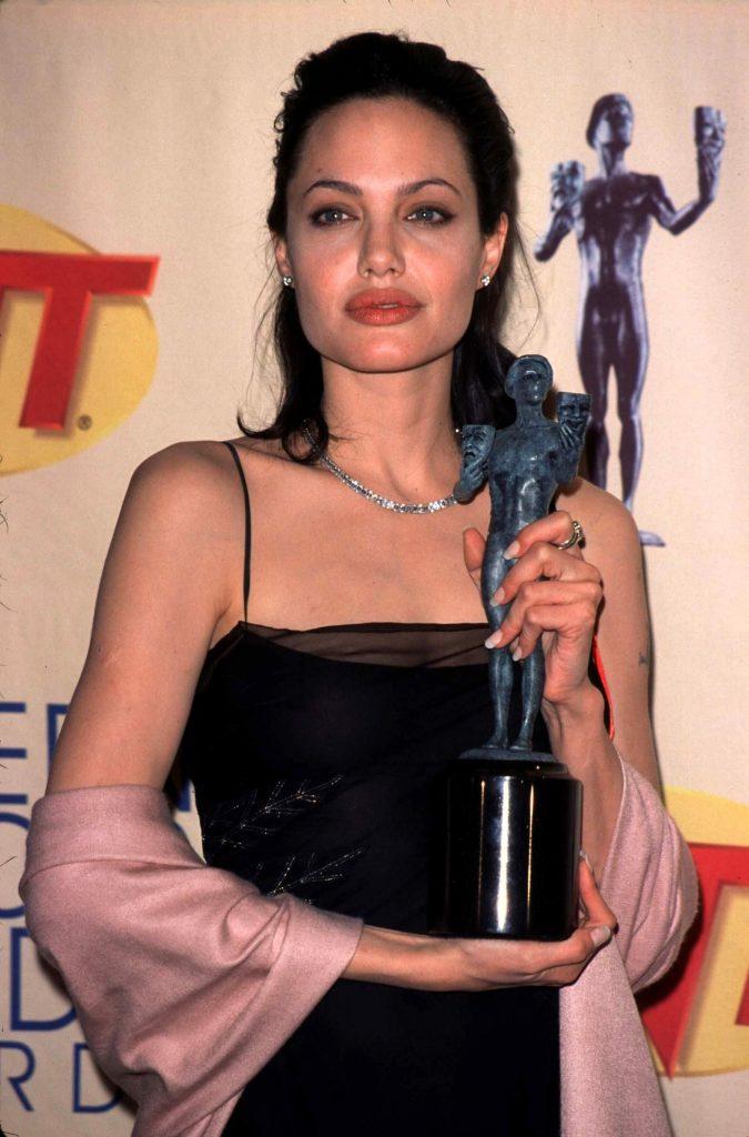 Angelina Jolie nel 2000