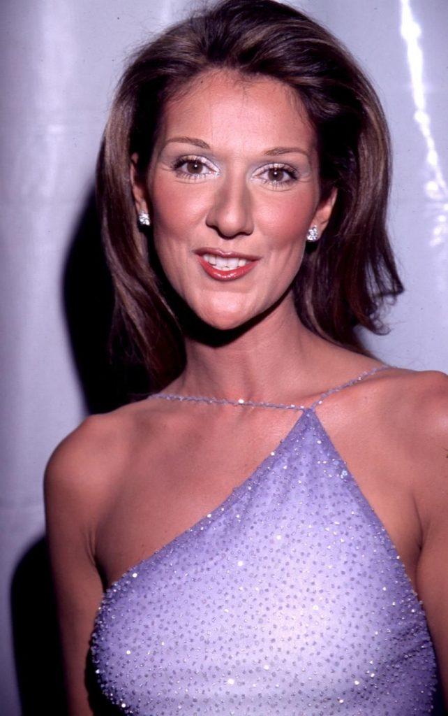 Céline Dion nel 1998