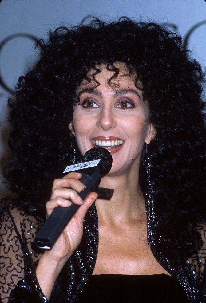 Cher nel 1998