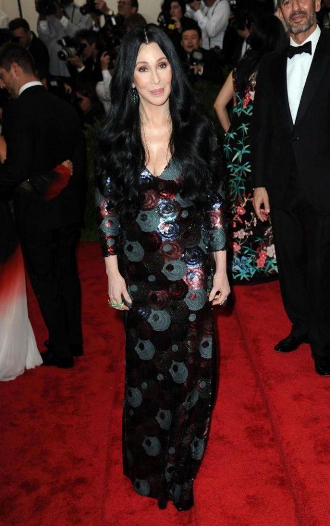Cher nel 2015