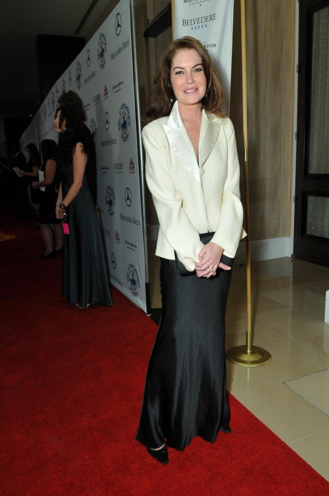 Lara Flynn Boyle nel 2008
