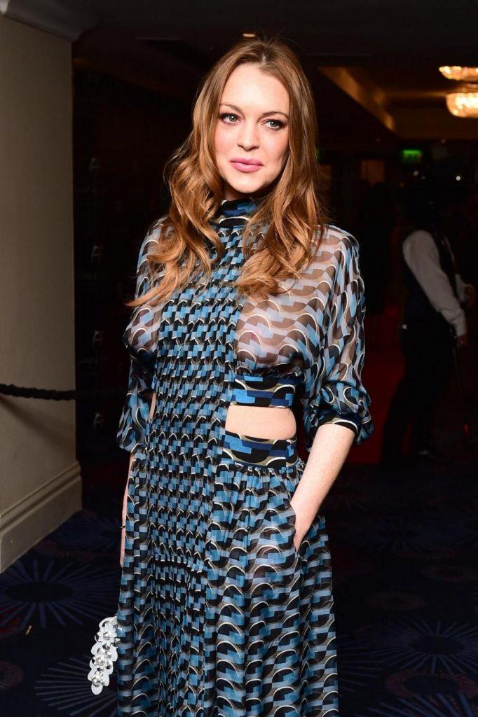 Lindsay Lohan nel 2016